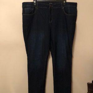 Rue 21 high waist skinny jeans